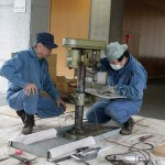 Marukami Works 金属加工出張サービス
