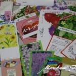 オリジナルデザイン名入れ、広告入り花の種ギフト 定番オリジナルギフト ¥50×500~